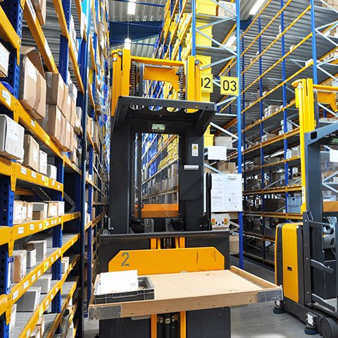 Warehouse Management System (WMS) Services